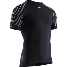 X-Bionic Invent LT Koszulka z krótkim rękawem Mężczyźni, black melange